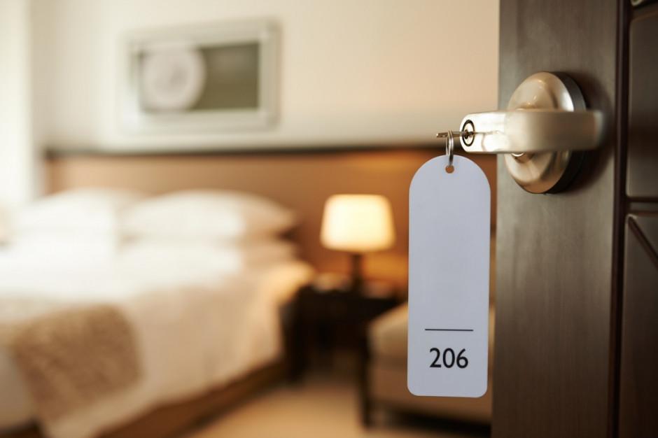 Właściciele hoteli chcą dofinansować biznesy dotknięte pandemią