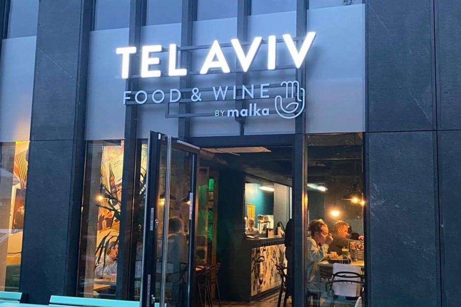 Kolejny lokal Tel Aviv Urban Food na mapie Warszawy