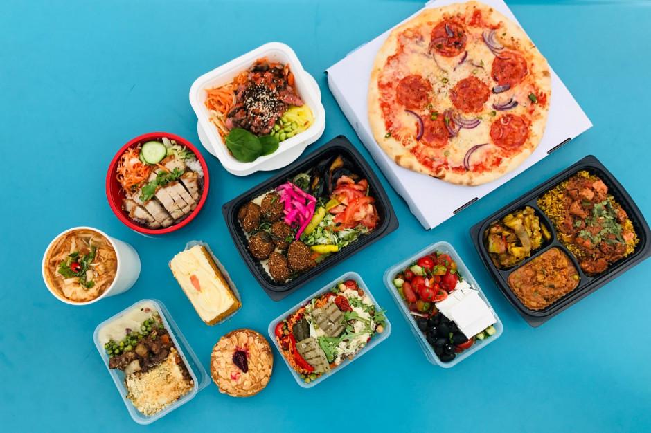 Polacy zamawiają coraz więcej gotowych posiłków