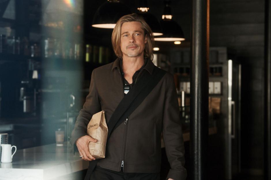 Brad Pitt został ambasadorem marki De'Longhi