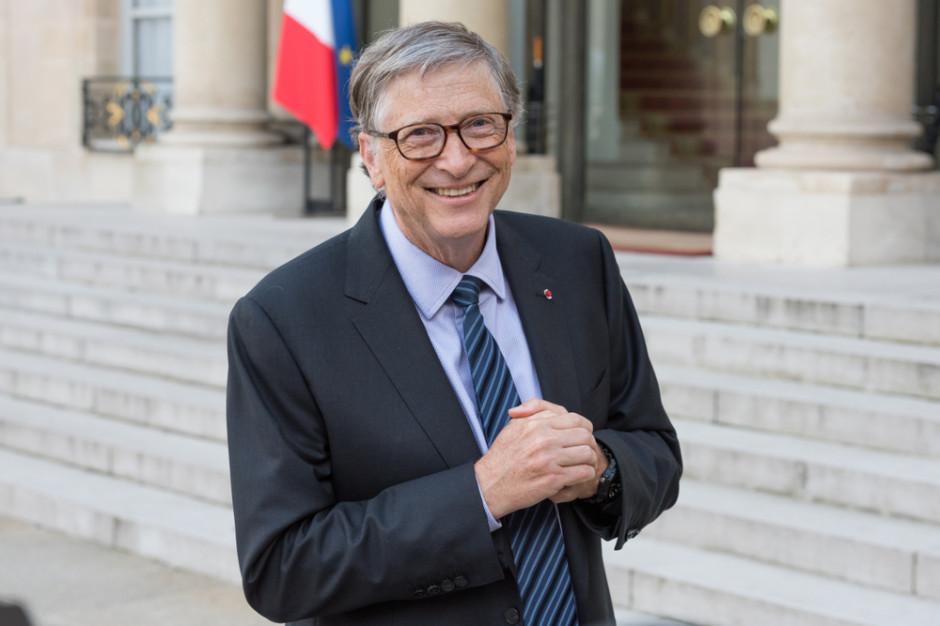 Firma Billa Gatesa przejmie pięciogwiazdkową sieć hoteli