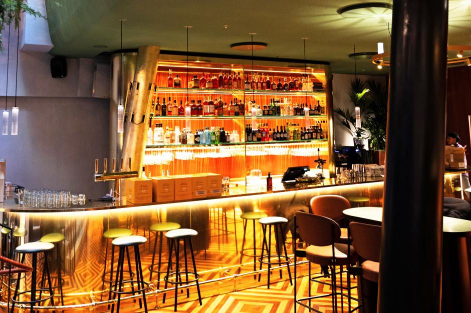Brasserie Astoria w Sztokholmie została odrestaurowana