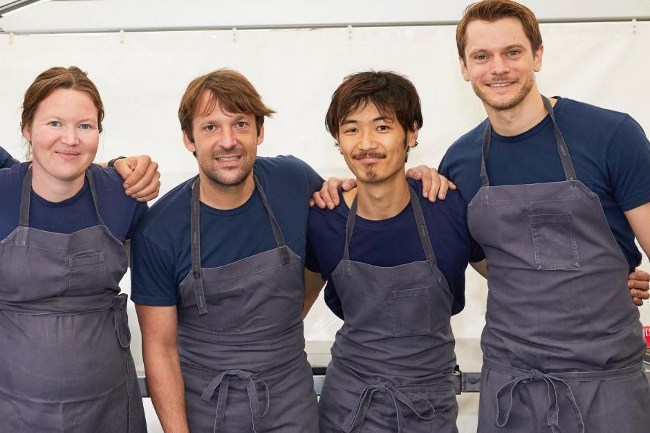 Noma w końcu zdobyła trzecią gwiazdkę Michelin