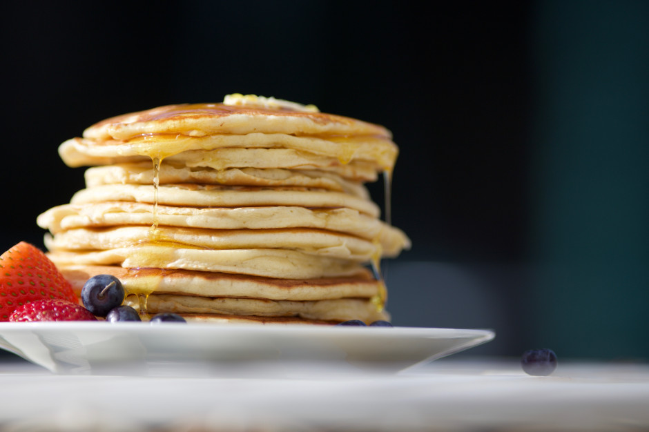 Mr.Pancake chce pobić rekord Guinnessa