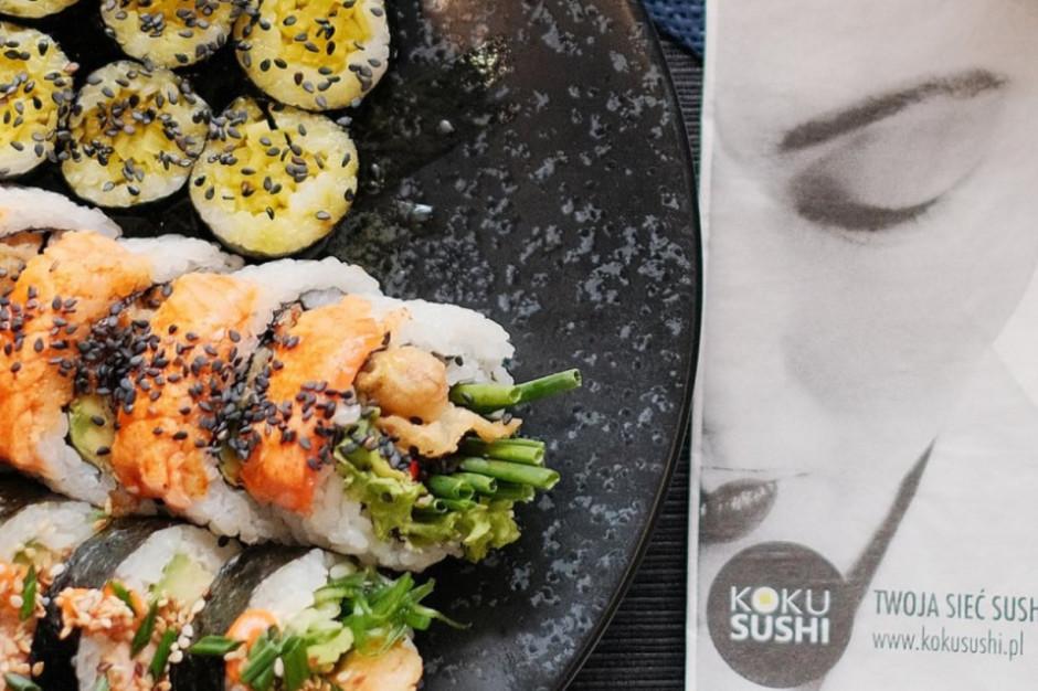 KOKU Sushi otworzy kilkanaście nowych lokali