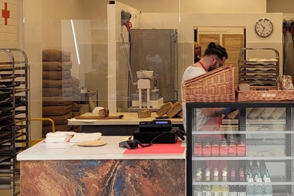 Gruzińska Piekarnia w galerii Nowe Czyżyny