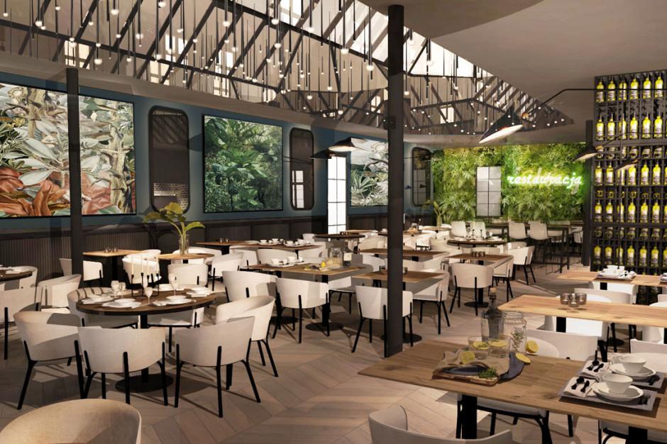 Kaktusy Koncept Kulinarny w hotelu Diament Plaza w Katowicach