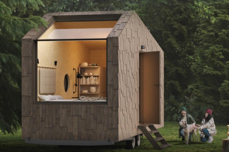 Mikrohotele z widokiem na naturę. Nowy trend