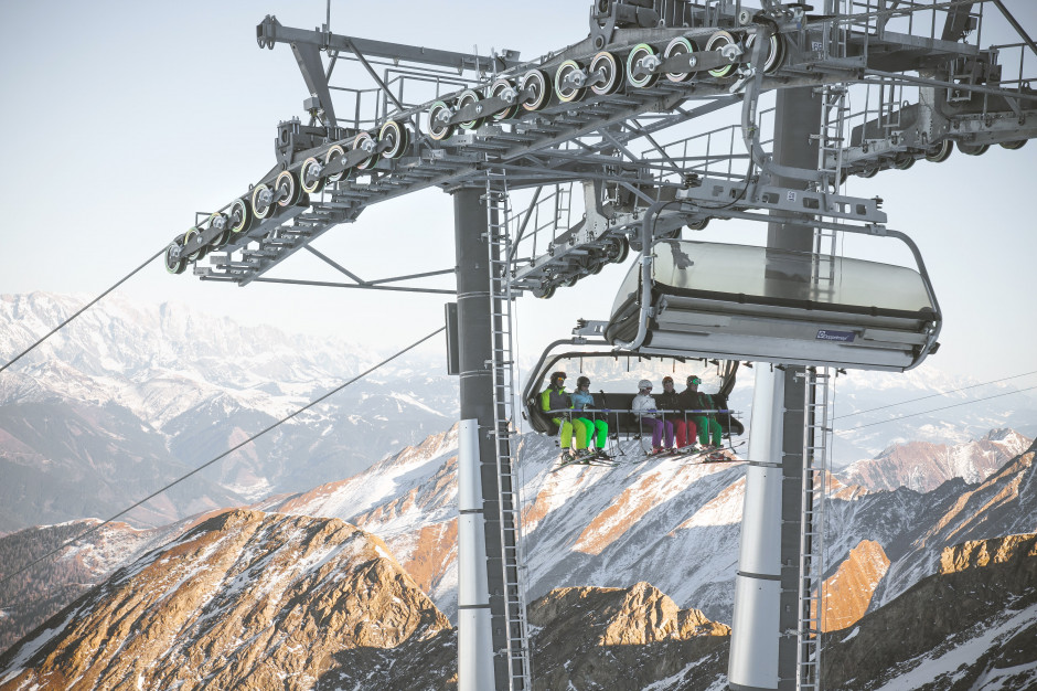 Austria: utrudnienia dla niezaszczepionych podczas sezonu zimowego w Alpach
