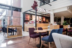 Lagardere Travel Retail przejmie kawiarnie Costa Coffee w Polsce i na Łotwie