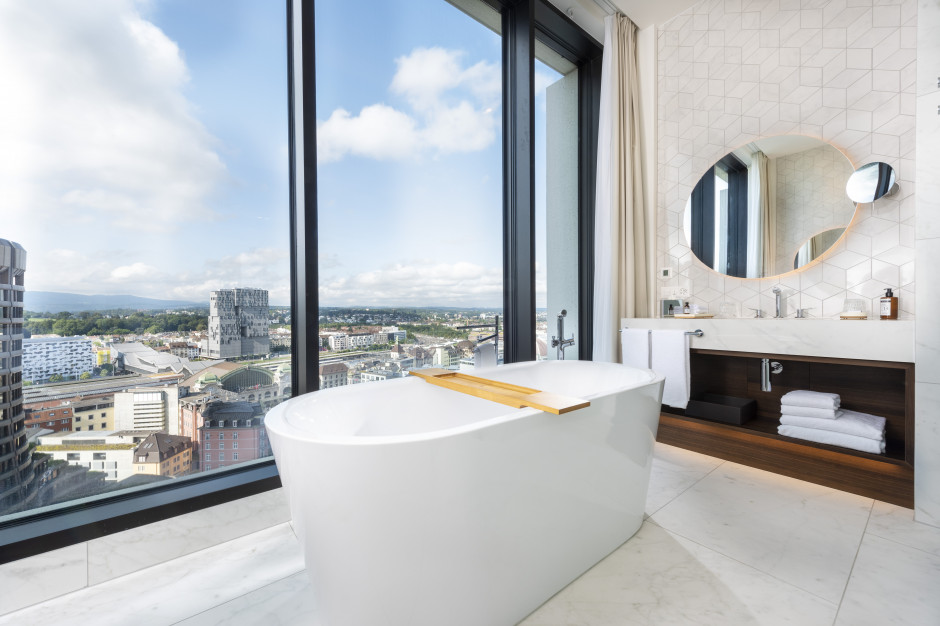Mövenpick kontynuuje ekspansję w Szwajcarii z nowym hotelem w Bazylei