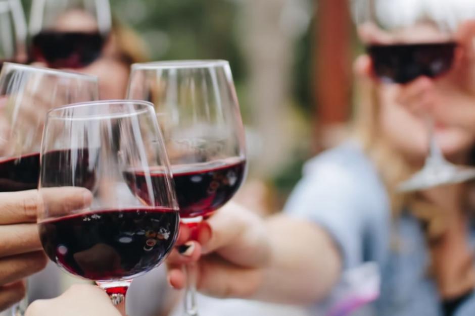 Spada produkcja wina w Europie