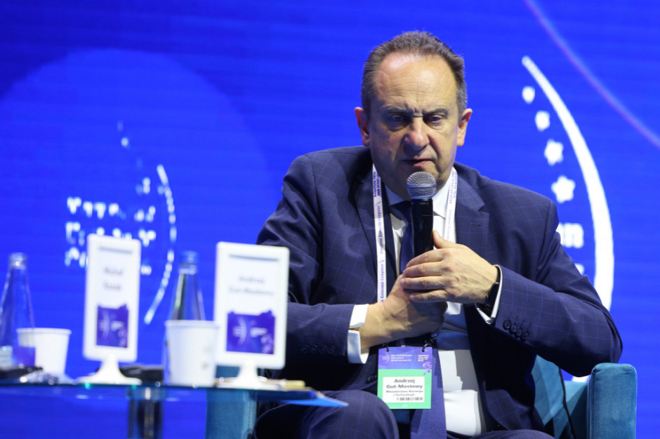 Andrzej Gut-Mostowy, sekretarz stanu, Ministerstwo Rozwoju i Technologii, pełnomocnik Prezesa Rady Ministrów do spraw promocji polskiej marki