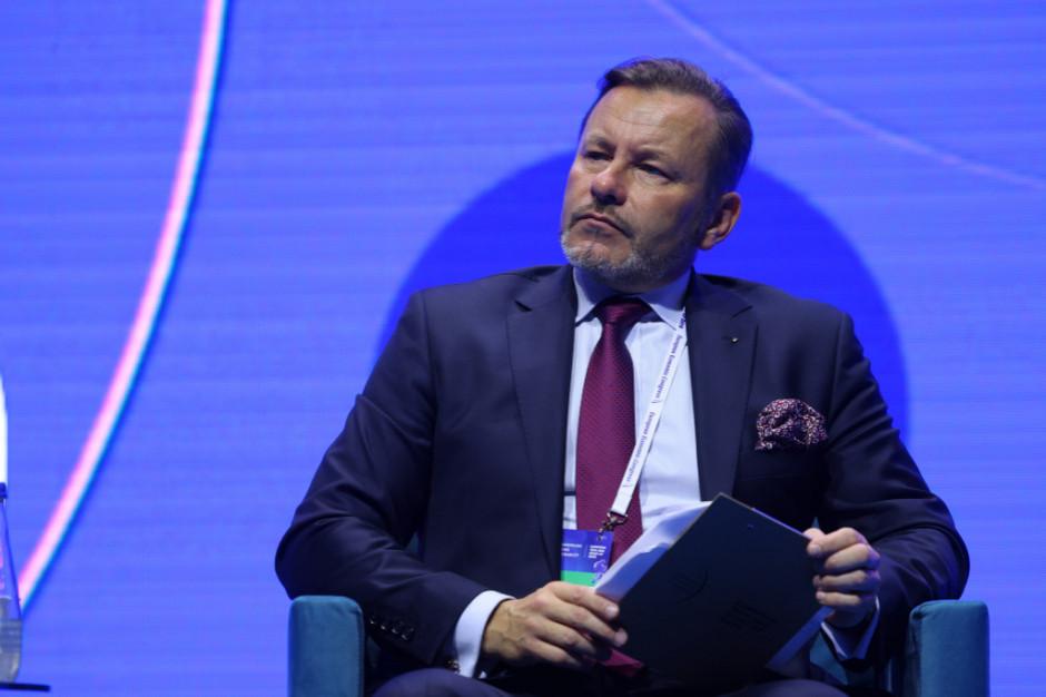 Rafał Szmytke, prorektor Szkoły Głównej Turystyki i Hotelarstwa Vistula
