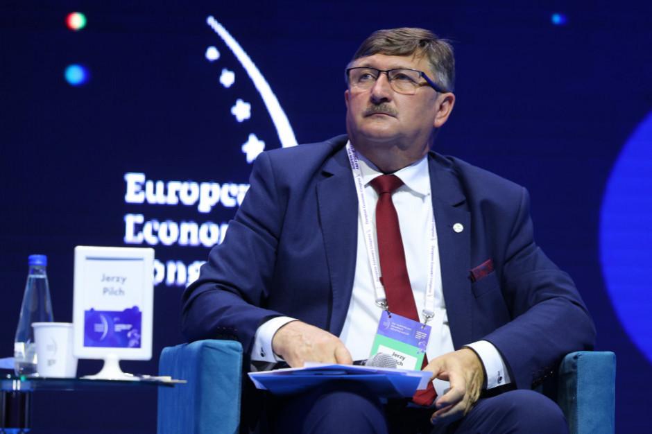 Jerzy Pilch, wójt gminy Brenna