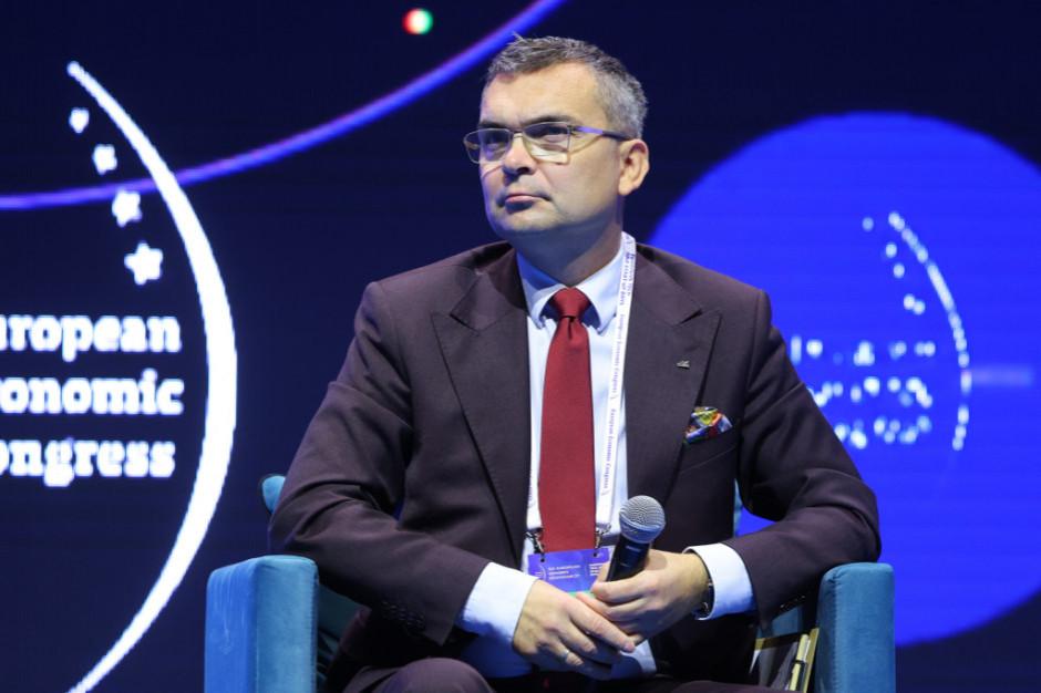 Marcin Różycki, wiceprezes Polska Organizacja Turystyczna