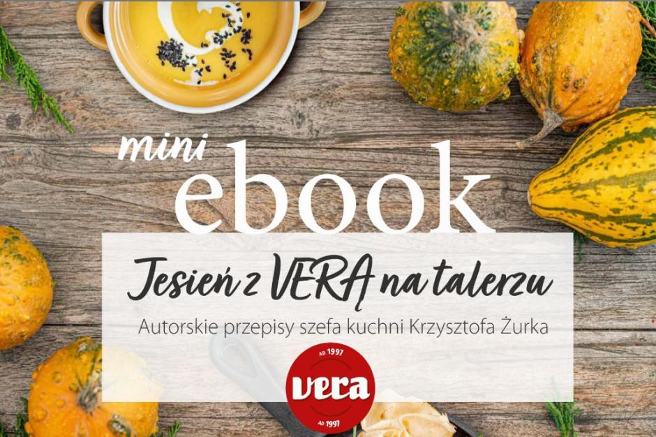 """""""Jesień z Verą na talerzu"""" – czyli miniEbook z przepisami na jesień"""