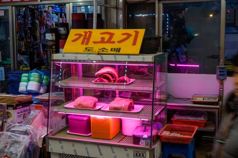 Czy Korea Południowa zakaże jedzenia mięsa psów?