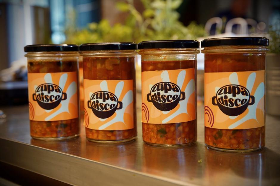 Wydarzenie Zupa Disco zostało zorganizowane z okazji nowego święta wprowadzonego przez ONZ - Międzynarodowego Dnia Świadomości nt. Strat i Marnowania Żywności. / fot. materiały prasowe