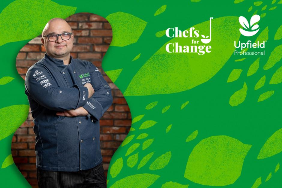 Robert Kopacz ambasadorem Chefs for Change