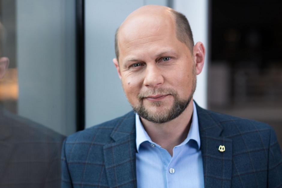 Adam Pieńkowski, McDonald's: ekologia pozwala na obniżenie kosztów