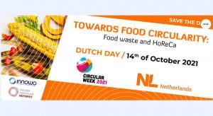 W kierunku cyrkularnej żywności - konferencja Ambasady Królestwa Niderlandów
