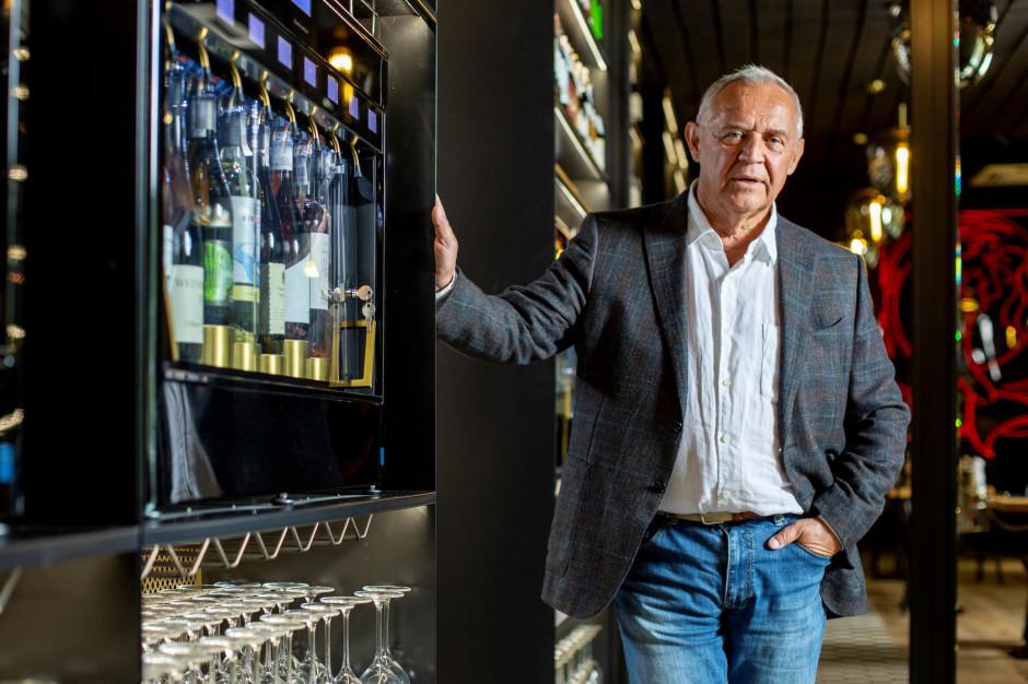 Marek Kondrat: Planujemy otwarcie kolejnych lokali (wywiad)
