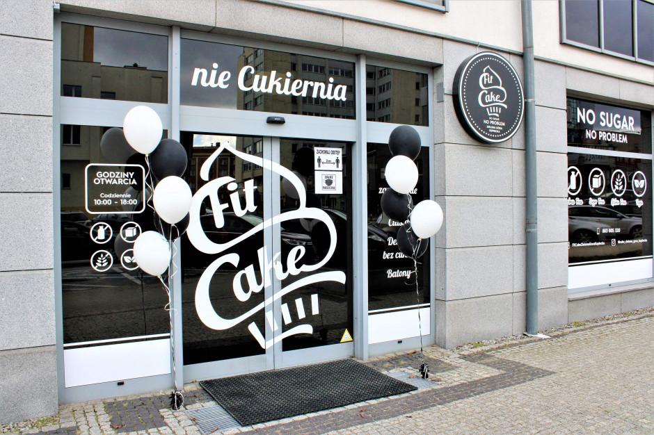 Fit Cake zachęca do otwierania więcej niż jednej kawiarni