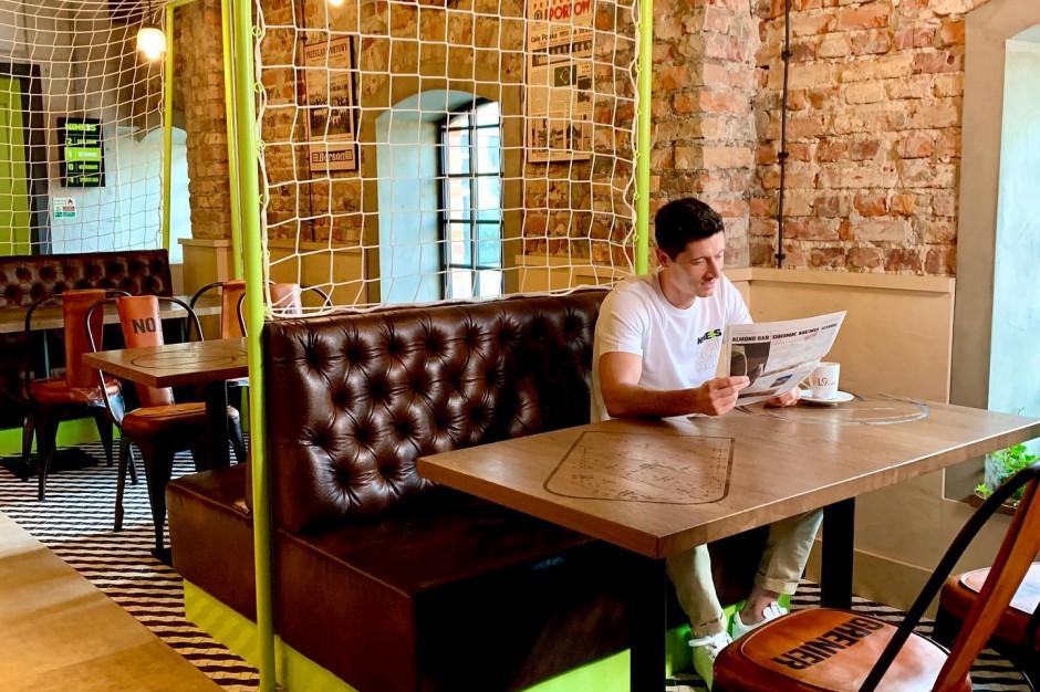 Odwiedziliśmy restaurację Lewandowskiego / fot. materiały prasowe