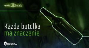 Kompania Piwowarska namawia do oddawania szklanych butelek