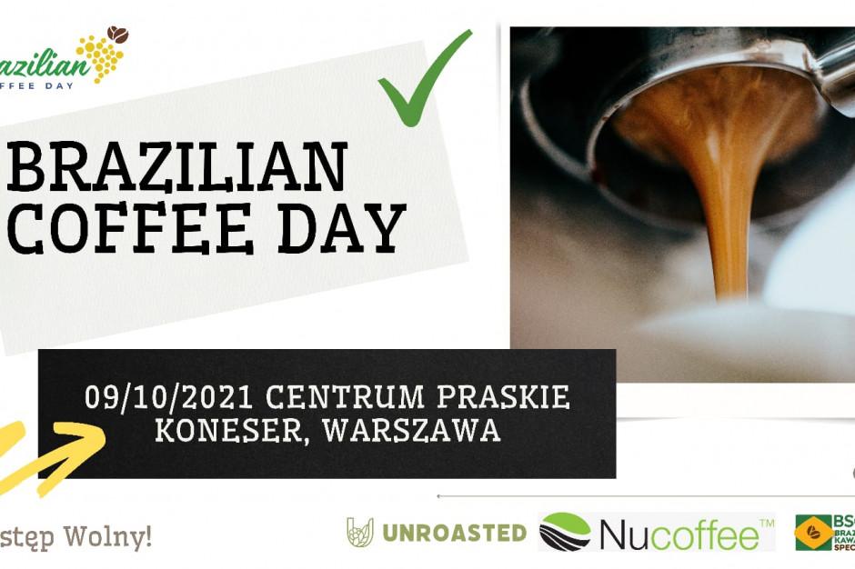 Brazilian Coffee Day – święto brazylijskiej kawy w Koneserze