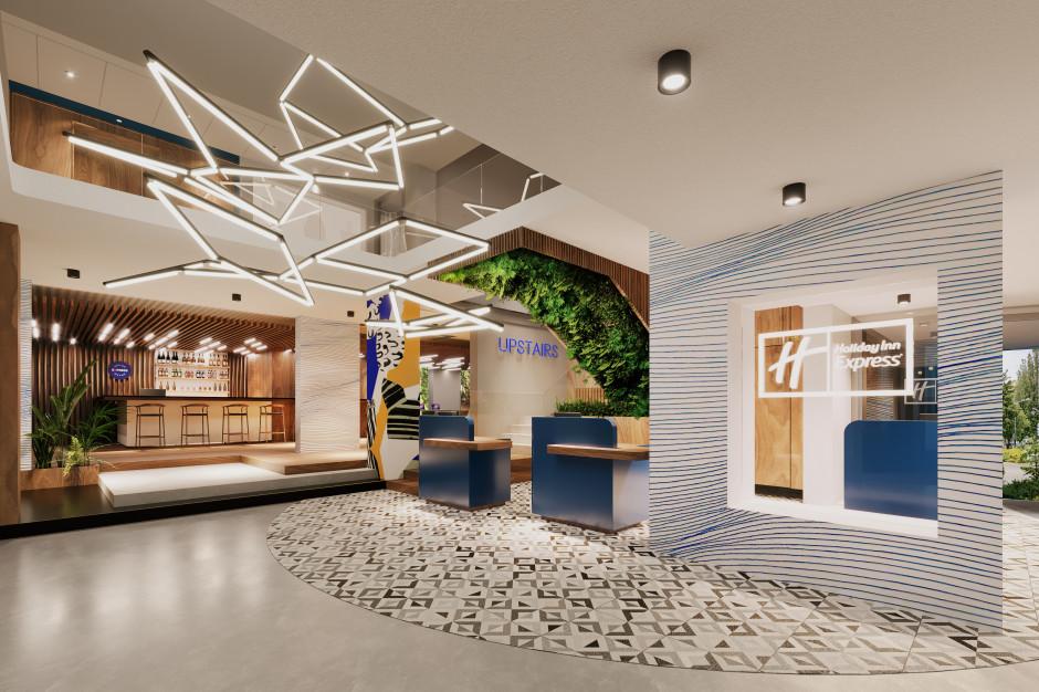Hotel Huzar w Lublinie zmienia się w Holiday Inn Express