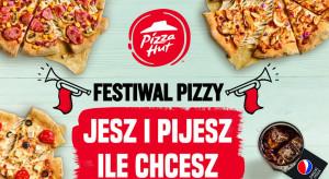 Trwa Festiwal Pizzy w Pizza Hut