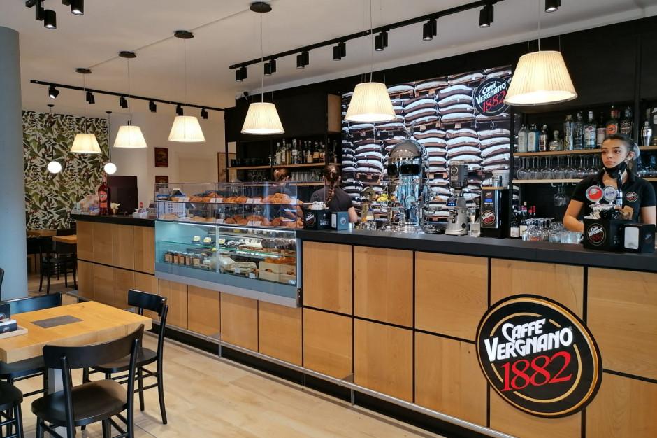 Coca-Cola HBC przejmuje udziały w Caffè Vergnano