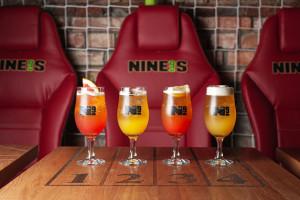 Nine's: restauracja Roberta Lewandowskiego; Jacek Trybuchowski pokazuje lokal