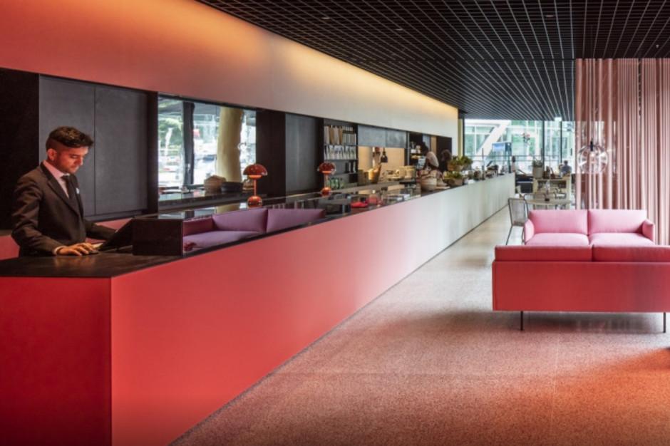 Nowa przestrzeń w hotelu Casa Camper Berlin