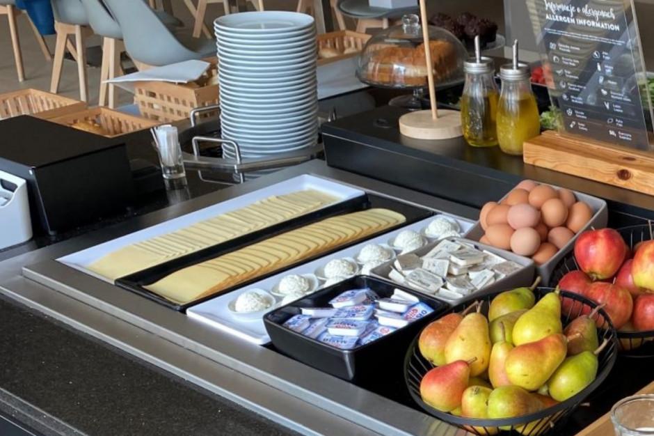 Nowy bufet śniadaniowy w hotelach Campanile