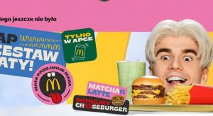 Mata w McDonald's. Zestaw rapera już dostępny w sieci fast food