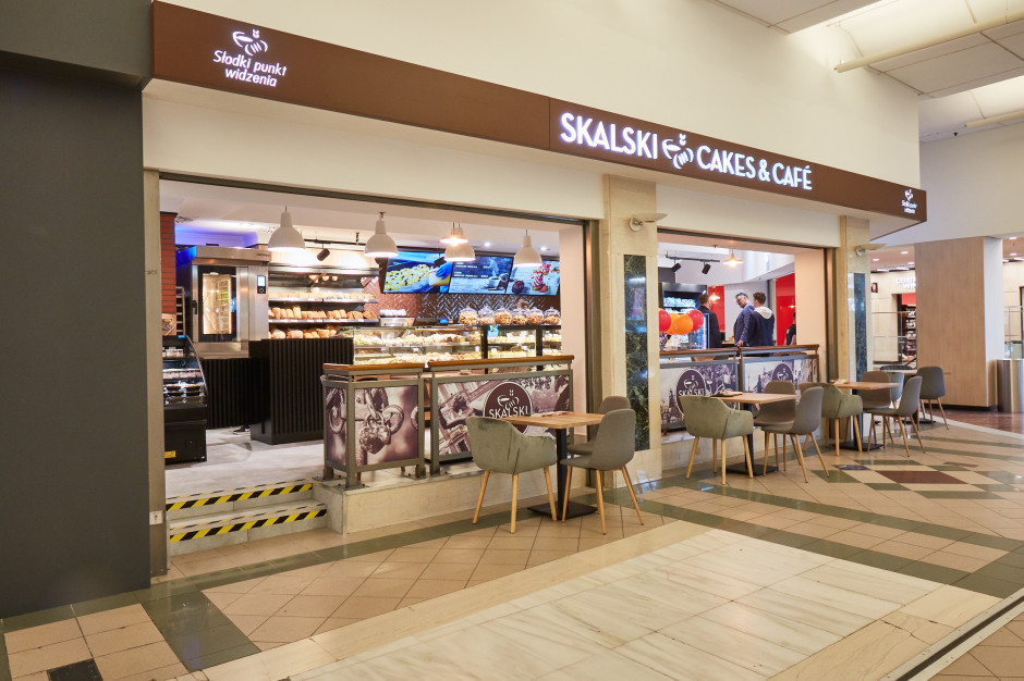 Skalski Cakes&Cafe w Atrium Promenada