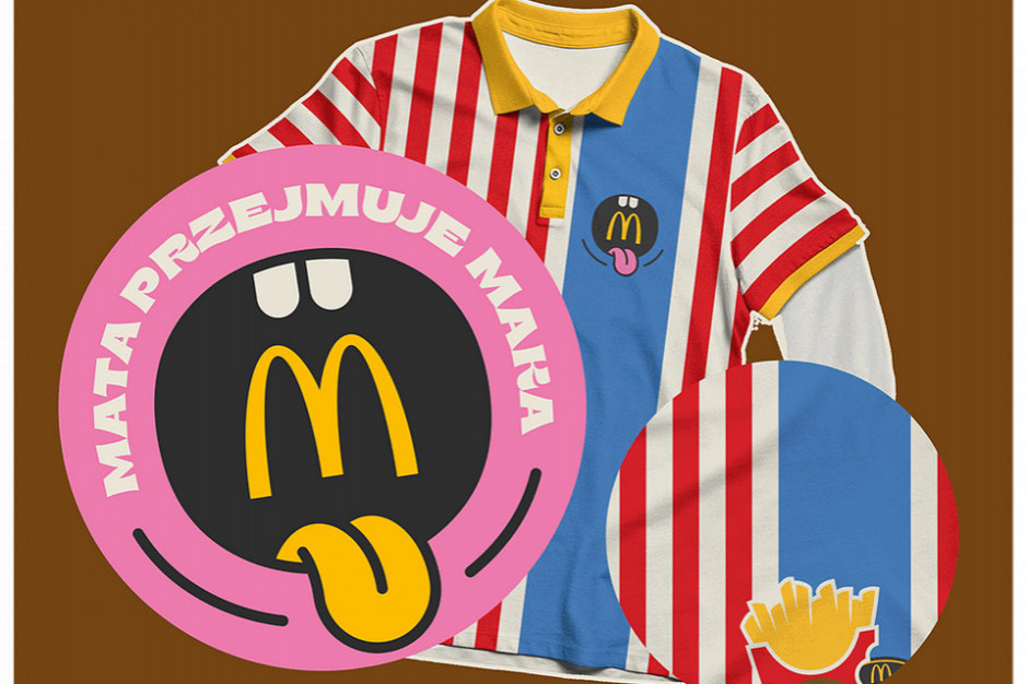 Mata w McDonald's: Bosacka miażdży skład