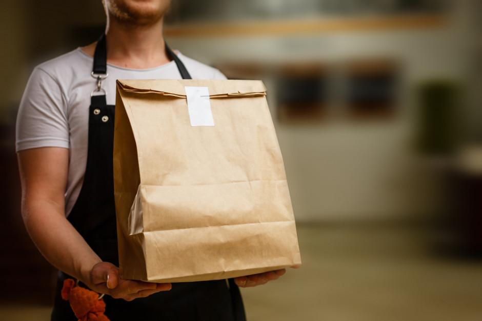 Rynek delivery rośnie jak na drożdżach