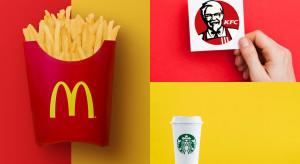McDonald's, Starbucks i KFC wśród 100 najcenniejszych marek na świecie