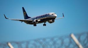 Więcej lotów Ryanair z Krakowa do Gdańska i Szczecina
